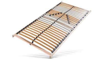 Beco Lattenrost »Medistar«, 28 Leisten, Kopfteil nicht verstellbar, universell und... kaufen