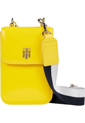Tommy Hilfiger Mini Bag »STAPLE MINI CROSSOVER«, perfekt als Handytasche kaufen