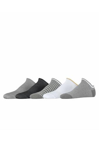 Esprit Sneakersocken »Mixed Stripes 5-Pack«, (5 Paar), aus Biobaumwolle kaufen