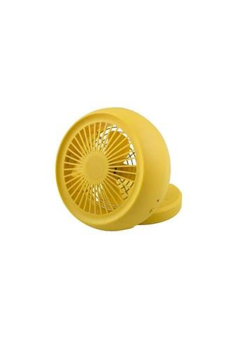 Sonnenkönig Tischventilator »Dinky Gelb« kaufen
