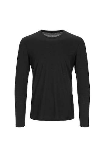 SUPER.NATURAL Langarmshirt »M BASE LS 230«, optimaler Merino-Materialmix kaufen