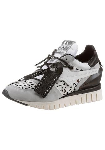 A.S.98 Keilsneaker »DENASTR«, mit Cut Out´s kaufen