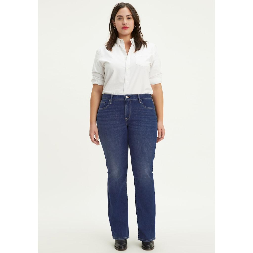 Levi's® Plus Bootcut-Jeans »315«, Plus Size Shaping Bootcut