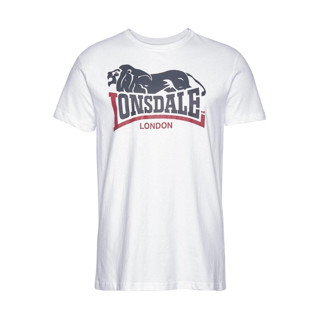 Lonsdale T-Shirt »LOSCOE«