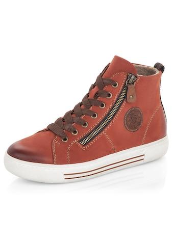 Remonte Sneaker, mit praktischem Aussenreissverschluss kaufen