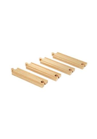 BRIO® Schienenerweiterungs-Set »2/3 gerade Gleise 144mm« kaufen