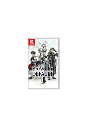 Nintendo Spiel »Bravely Default II«, Xbox One-Xbox One X, Standard Edition kaufen