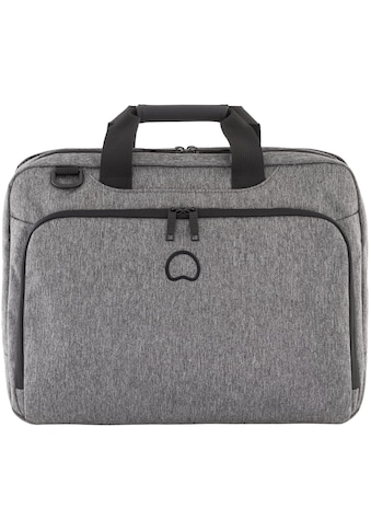 Delsey Businesstasche »Esplanade, 2 Fächer, anthrazit«, mit 15,6-Zoll Laptopfach kaufen