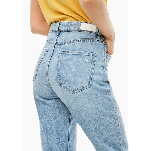 s.Oliver Straight-Jeans