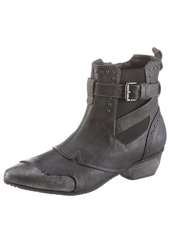 Mustang Shoes Chelseaboots, in spitz zulaufender Form kaufen