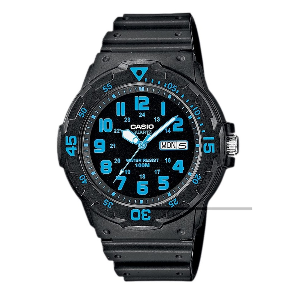 Casio Collection Quarzuhr »MRW-200H-2BVEG«