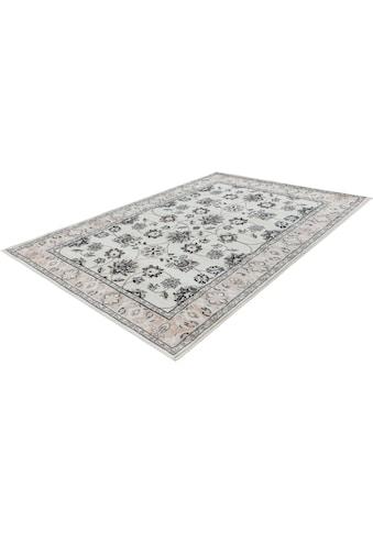 LALEE Teppich »Kairo 301«, rechteckig, 14 mm Höhe, Orient Optik, Kurzflor, Wohnzimmer kaufen