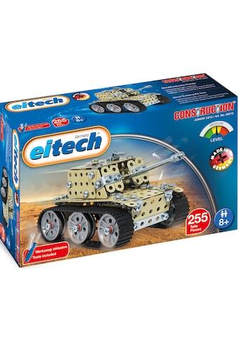Eitech Metallbaukasten »Panzer 2«, (255 St.), Made in Germany kaufen
