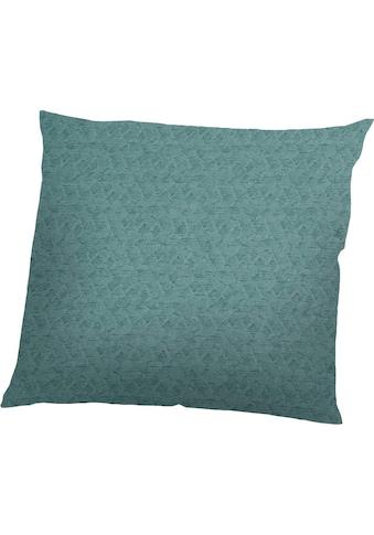 Schlafgut Kissenbezug »Donegal«, (1 St.), Mix & Match, aus zertifizierter Bio-Baumwolle kaufen