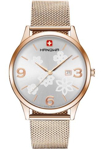 Hanowa Schweizer Uhr »NATURE, 16-3085.09.001« kaufen