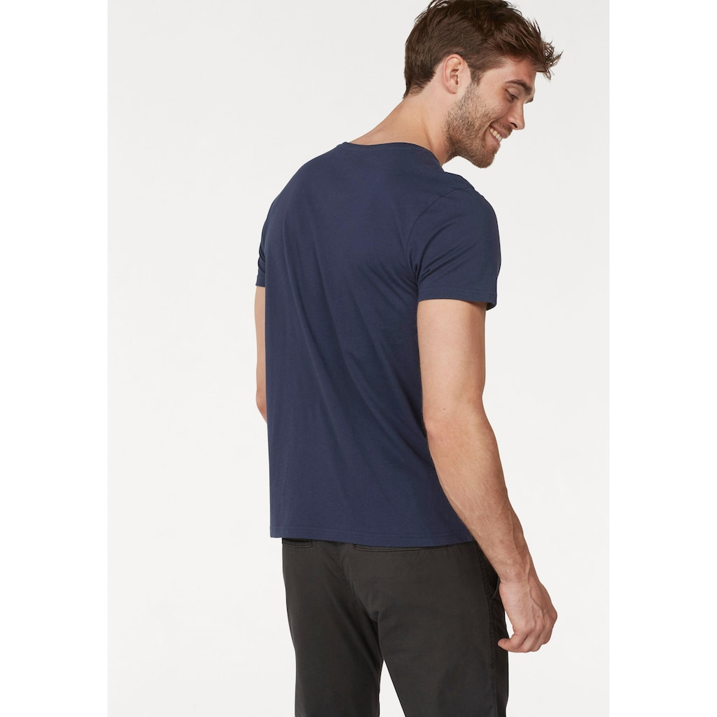 John Devin T-Shirt, mit Print