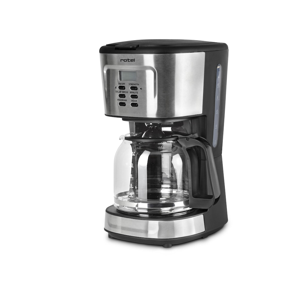 Rotel Filterkaffeemaschine »207CH1«