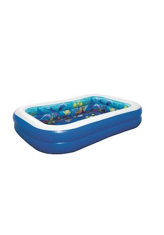 Bestway Planschbecken »3D Undersea Adventure Pool« kaufen