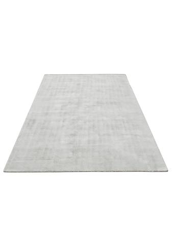 My HOME Teppich »Shirley«, rechteckig, 12 mm Höhe, Seiden-Optik, Wohnzimmer kaufen