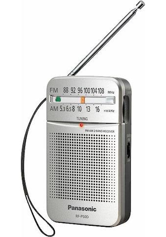 Panasonic »RF - P50DEG« Radio (150 Watt) kaufen
