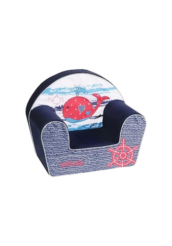 Knorrtoys® Sessel »Wal« kaufen