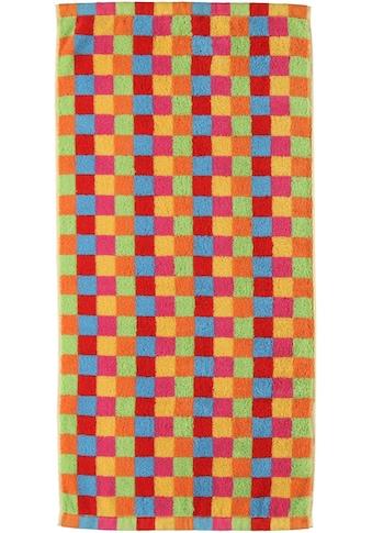 Cawö Handtücher »Lifestyle Cube«, (2 St.), mit bunten Karos kaufen