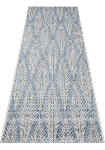 bougari Läufer »Pella«, rechteckig, 4 mm Höhe, In- und Outdoor geeignet, Flachgewebe kaufen