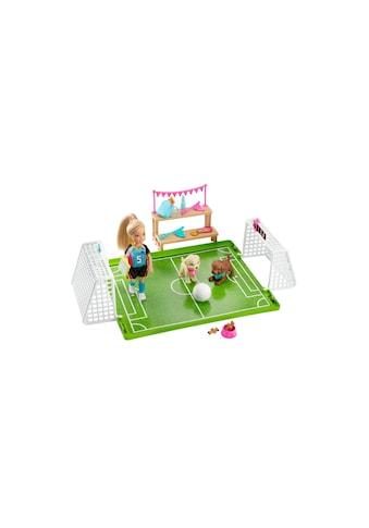 Barbie Spielfigur »Chelsea Fussball« kaufen