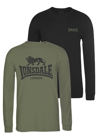 Lonsdale Langarmshirt »AYRSHIRE« kaufen