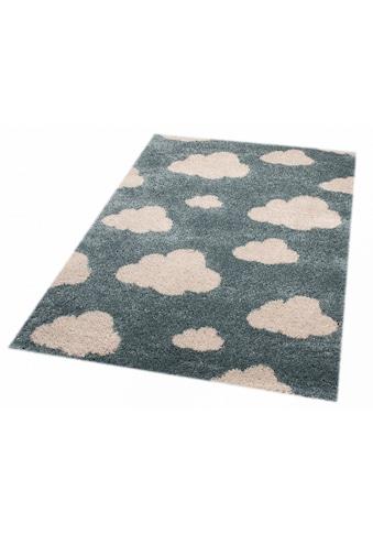 Zala Living Hochflor-Teppich »Clouds Louis«, rechteckig, 35 mm Höhe, Spielteppich,... kaufen