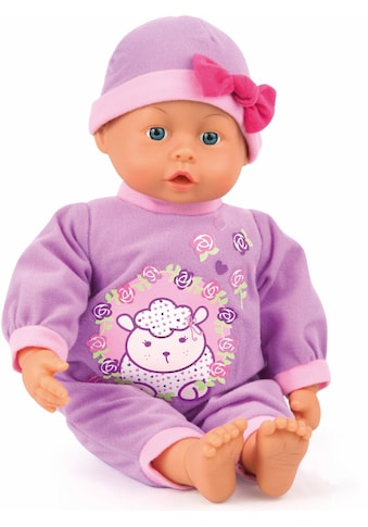 "Bayer Babypuppe ""First Words Baby, lila"" kaufen"