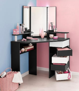 parisot schminktisch volage online bestellen jelmoli. Black Bedroom Furniture Sets. Home Design Ideas