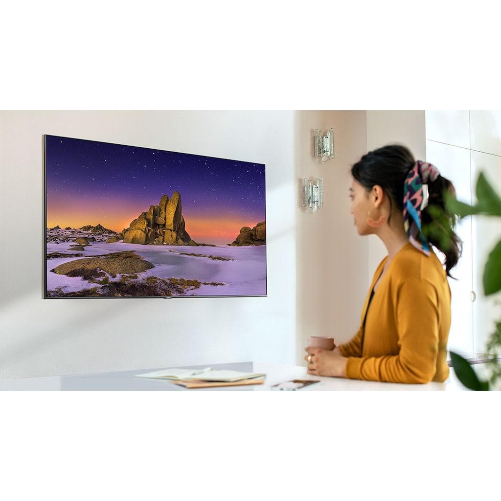 "Samsung QLED-Fernseher »GQ50Q60TGU«, 125 cm/50 "", 4K Ultra HD, Smart-TV"