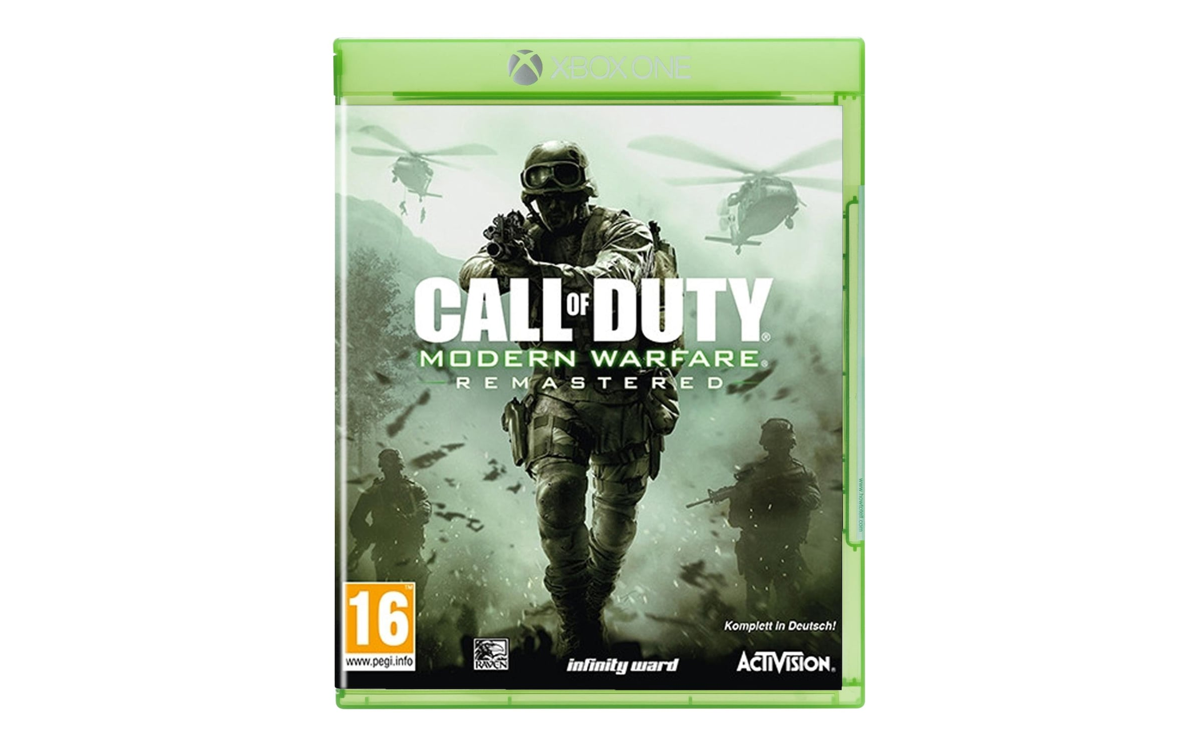 Image of Blizzard Call of Duty: Modern Warfare Remastered, Activision