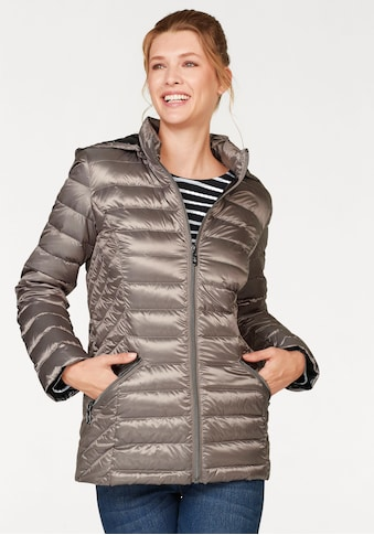 Aniston CASUAL Daunenjacke, mit abnehmbarer Kapuze kaufen