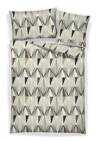 HOME FASHION Kissenbezug »Zamba«, (1 St.), verdeckter Reissverschluss kaufen