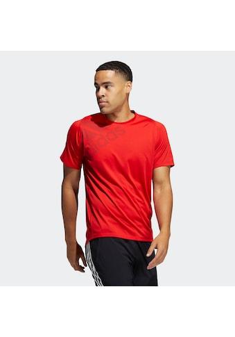 adidas Performance T-Shirt »FREELIFT BADGE OF SPORT GRAPHIC« kaufen