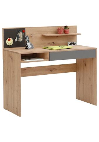 my home Schreibtisch »Magnet«, inklusive einer Magnettafel, einer grossen... kaufen