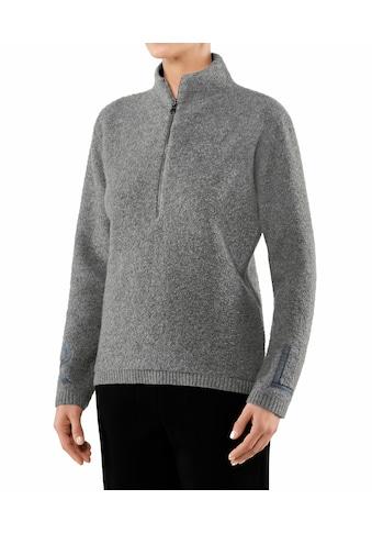 FALKE Trainingspullover »Pullover«, aus reiner Schurwolle kaufen