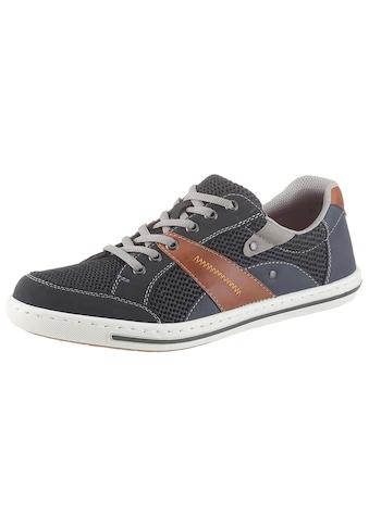 Rieker Sneaker, mit modischen Mesheinsätzen kaufen