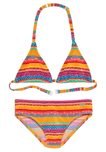 Buffalo : bikini triangle avec bord crocheté acheter
