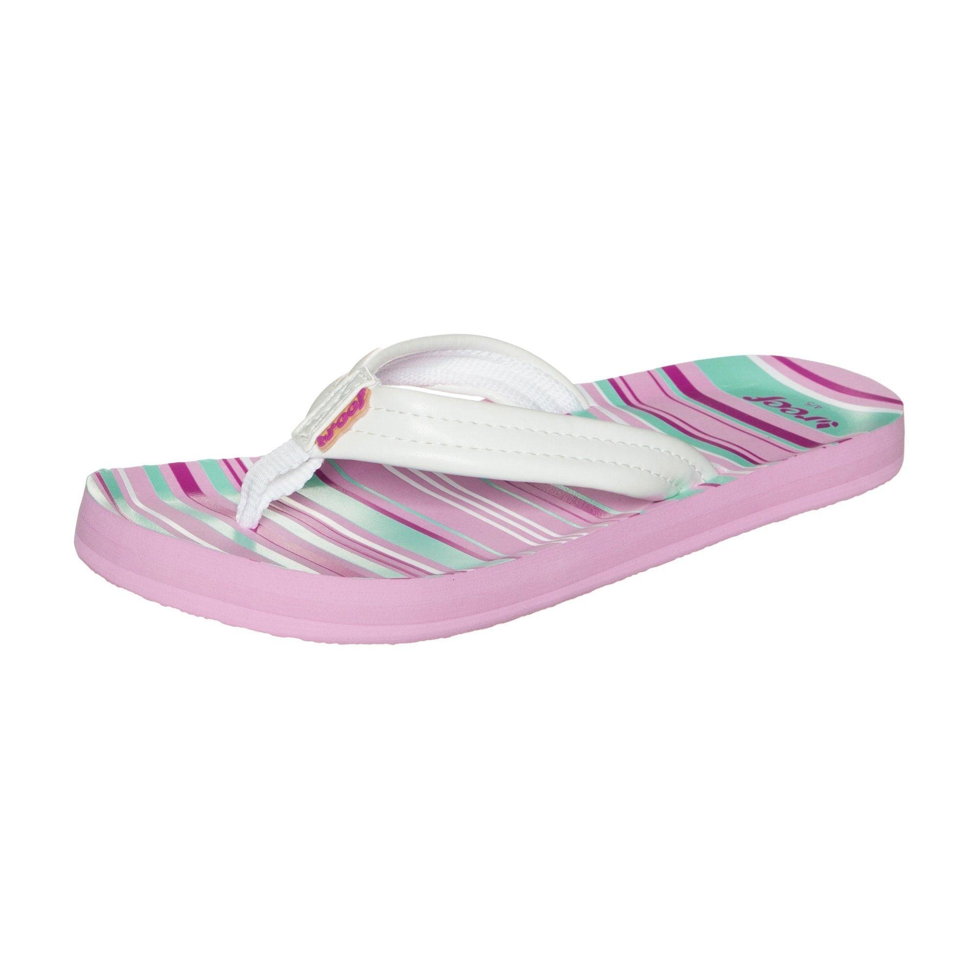 best sneakers fd56c 4ffb8 Reef Little Ahi Zehentrenner Kinder