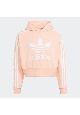 adidas Originals Sweatshirt »CROPPED ADICOLOR ORIGINALS JUNIOR LOOSE UNISEX« kaufen