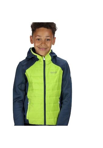 Regatta Funktionsjacke »Kinder Kielder IV Lightweight Hybrid Jacke« kaufen