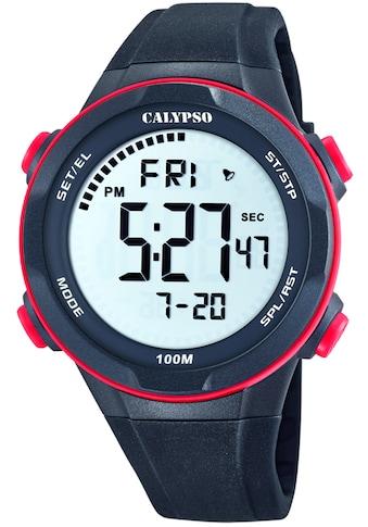 CALYPSO WATCHES Chronograph »Digital For Man, K5780/4« kaufen