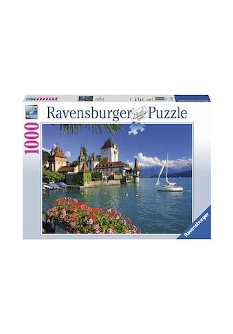 Ravensburger Puzzle »Am Thunersee« kaufen