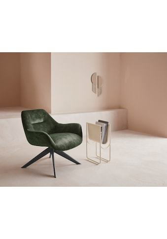 LeGer Home by Lena Gercke Loungesessel »Noemi«, In zwei Bezugsqualitäten, Sitz und... kaufen