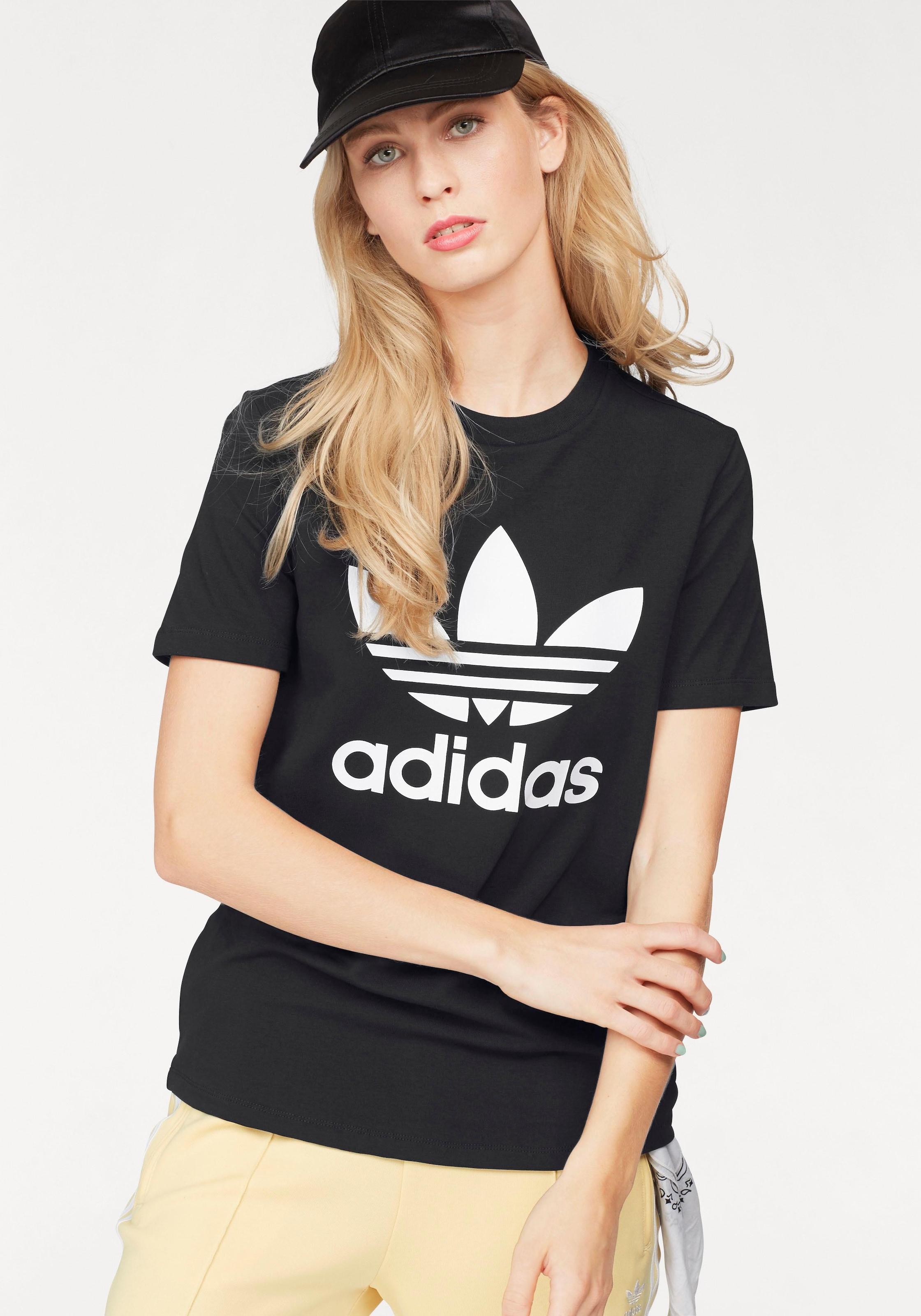 adidas Originals T Shirt »TREFOIL TEE«