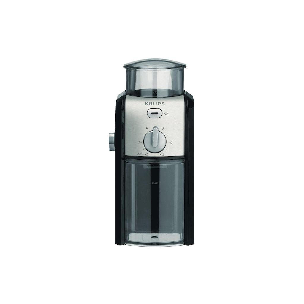 Krups Kaffeemühle »Expert«, 100 W, 200 g Bohnenbehälter