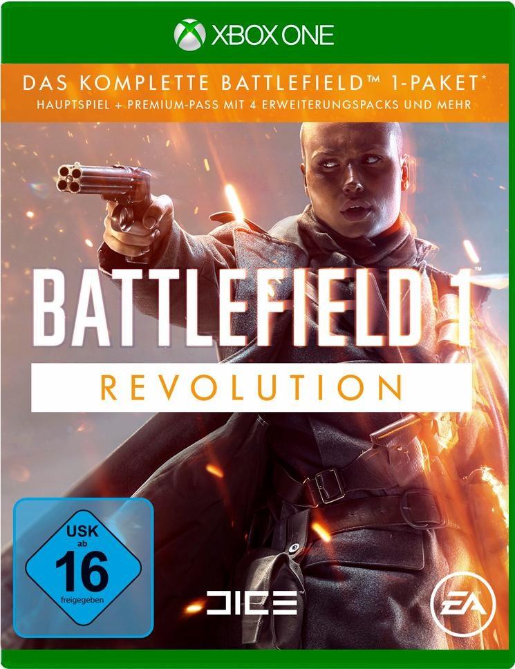 Image of Battlefield 1-Revolution Edition Xbox One